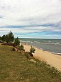 McLain State Park Lake Superior beach shorline.JPG