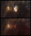 McNeil's Nebula in 2006 and 2004.jpg