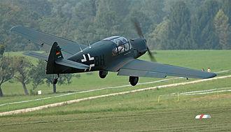 Messerschmitt Bf 108 - Bf 108B Taifun, Messerschmitt-Stiftung