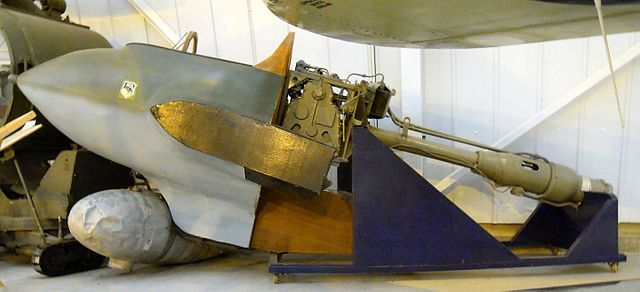 Me 163 engine