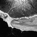 Meade Glacier, terminus of valley glacier, August 30, 1974 (GLACIERS 5249).jpg