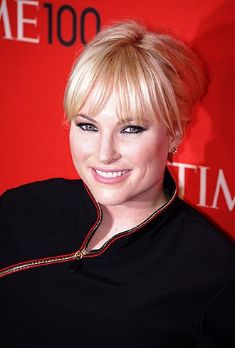 Meghan McCain - McCain at the ''Time'' 100 gala in 2011