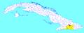 Mella (Cuban municipal map).png