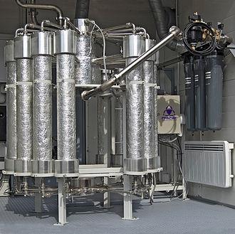 Air separation - Membrane nitrogen generator