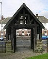 Memorial Gate - St Mary's Church, Whitkirk - geograph.org.uk - 961999.jpg