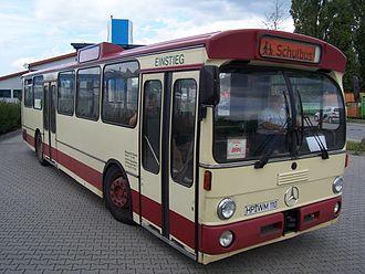 VöV-Standard-Bus - Mercedes-Benz O305 SL-I bus in Heppenheim