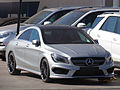 Mercedes Benz CLA 45 AMG Turbo 2014 (14776936328).jpg