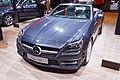 Mercedes SLK 200 - Mondial de l'Automobile de Paris 2014 - 003.jpg
