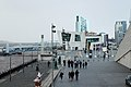 Mersey Ferry Terminal from Museum of Liverpool.jpg