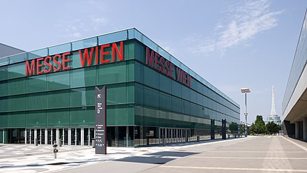 Messe Wien Congress Center Messe Wien 01.jpg