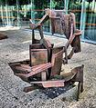 Metal Sculpture At Hounslow Civic Centre - London.jpg