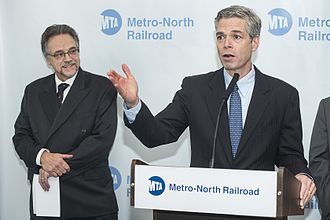 Thomas Roach (mayor) - Image: Metro North's North White Plains Parking Garage (22628291831)