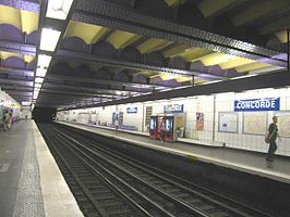 Concorde metrostation wikipedia