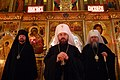 Metropolitan Hilarion of Volokolamsk, Metropolitan Jonah and Bishop John of Naro-Fominsk at St. John The Baptist Cathedral in Washington, May 13, 2017 (33804667474).jpg