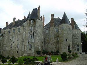 Meung-sur-Loire - Château of Meung-sur-Loire