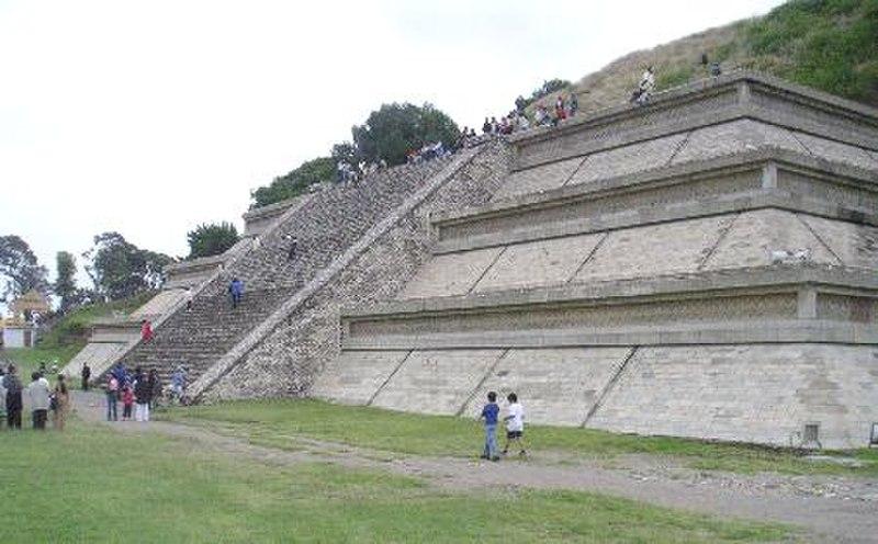 Gran Pirámide de Cholula (S. II a. C.)