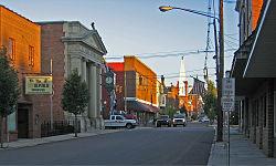 Meyersdale in 2007