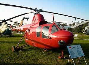 Mil Mi-1 - Mil Mi-1M