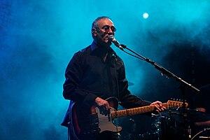 Michael Jones (Welsh-French musician) - Michael Jones in concert
