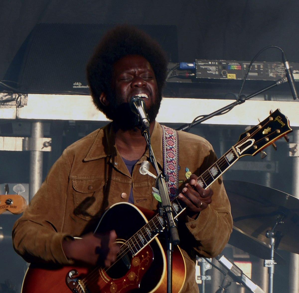 Montreux Jazz Festival >> Michael Kiwanuka - Wikipedia
