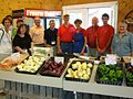 Michael Taylor and colleagues visit the farm stand owned by the Spear family in Waldoboro.jpg