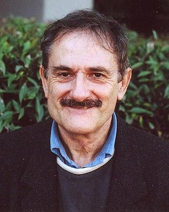 Michel Broué - Image: Michel Broué 2008 (headshot)