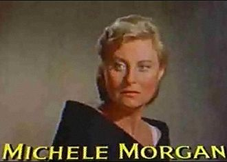Michèle Morgan - From the trailer for The Vintage (1957)