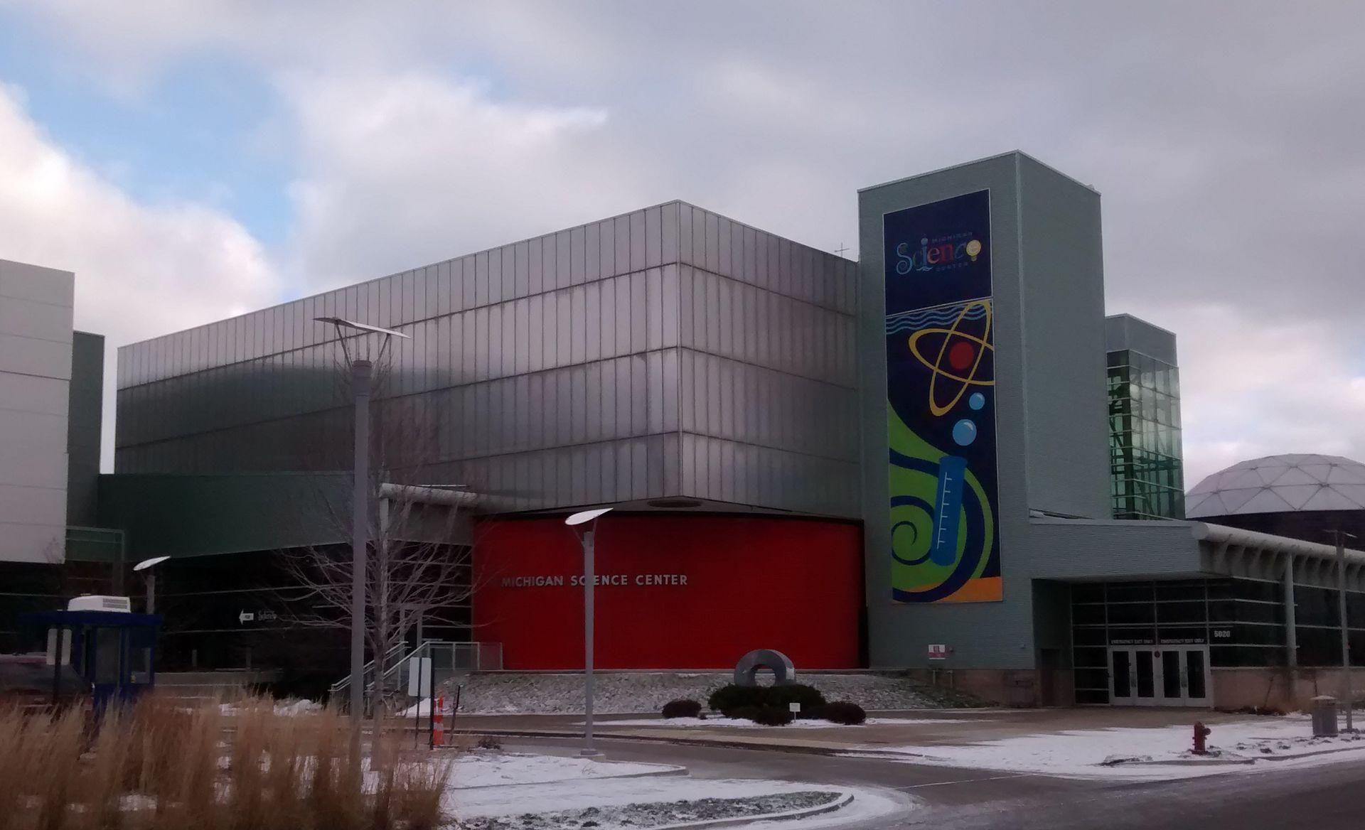 science center detroit michigan wikipedia