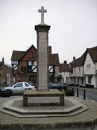 Midhurst - Midhurst War Memorial