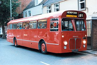 Midland Red - Preserved BMMO S23