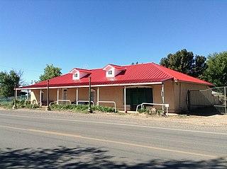 Adelino, New Mexico Census-designated place in New Mexico, United States
