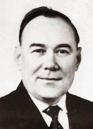 Mikhail Yefremov (politician) - Image: Mikhail Timofeyevich Efremov