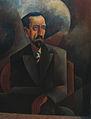 Mikheil Bilanishvili. Portrait of the physician Gambarashvili.jpg