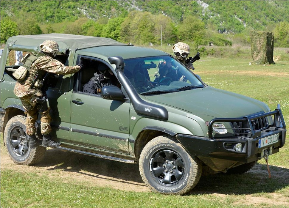 Military Montenegro 24