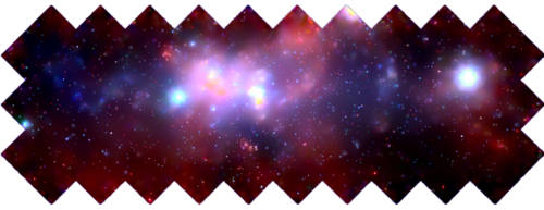 Milky Way Galaxy center Chandra transparentBackground.png