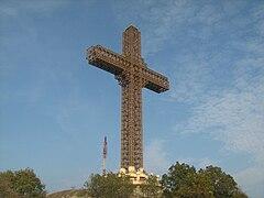 Millennium Cross in Skopje (1)