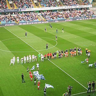 Leeds United F.C.–Millwall F.C. rivalry Rivalry between two English football teams.