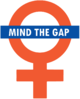 Logo for Gender gap task force