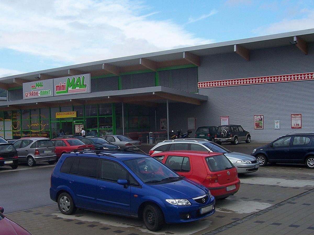 Minimal Supermarkt