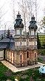 Miniatura bazyliki krzeszowskiej w parku miniatur w Kowarach DSCF3669.jpg