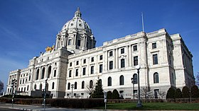 Image illustrative de l'article Capitole de l'État du Minnesota