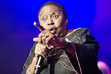 Miriam Makeba Miriam Makeba on Miriam Makeba   Wikipedia  The Free Encyclopedia