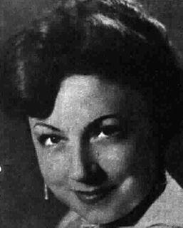 Miriam Pirazzini Operatic mezzo-soprano