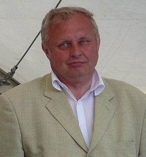 European Parliament election, 2004 (Czech Republic) - Image: Miroslav Ransdorf (2), EP election campaign, Brno