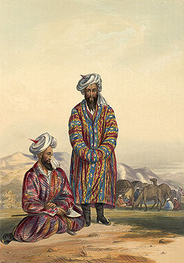 Mirza Abdulhuq and Rustom Beg in 1841.jpg