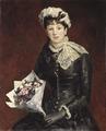 Miss Anna Bagge, née Heyman (Ernst Josephson) - Nationalmuseum - 23323.tif