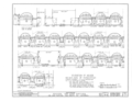 Mission San Juan Bautista, Second Street, San Juan Bautista Plaza, San Juan Bautista, San Benito County, CA HABS CAL,35-SAJUB,1- (sheet 22 of 38).png