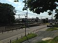 Mizuki Station from Mizuki Castle Ruins.jpg