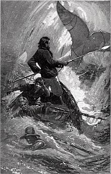 Image result for captain ahab moby dick