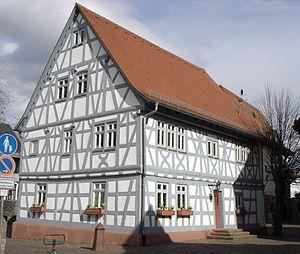 Mörlenbach - Old town hall